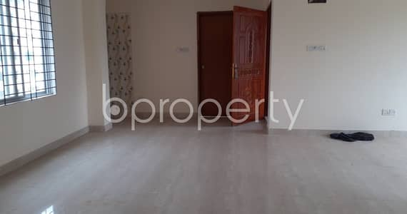 3 Bedroom Apartment for Rent in Adabor, Dhaka - Affordable And Wonderful Residential Apartment Is Up For Rent In Baitul Aman Housing Society, Adabor