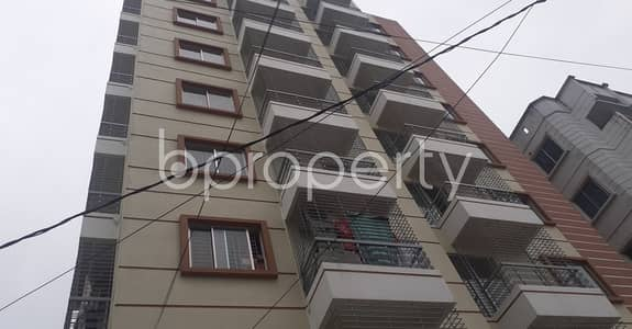2 Bedroom Apartment for Rent in Dakshin Khan, Dhaka - This Flat In Moushair Is Up For Rent With An Area Of 900 Sq. ft