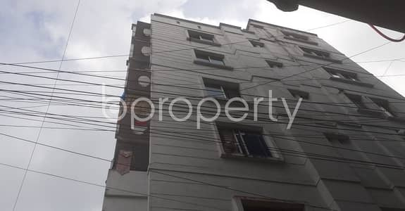 2 Bedroom Flat for Rent in Dakshin Khan, Dhaka - Looking for a nice home to rent in Moushair, check this one which is 750 SQ FT
