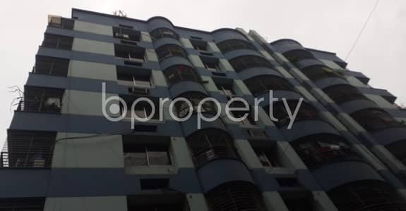 3 Bedroom Flat for Rent in Lalmatia, Dhaka - This Residential Apartment Of 1250 Sq Ft Is Available For Rent In Lalmatia, Block A