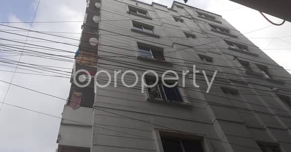 2 Bedroom Flat for Rent in Dakshin Khan, Dhaka - In Dakshin Khan, With A Convenient Price, A 750 Sq Ft Flat Is Up For Rent