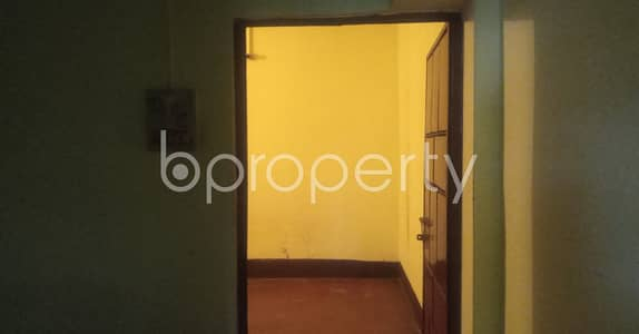 2 Bedroom Flat for Rent in 15 No. Bagmoniram Ward, Chattogram - A Finely Built 600 Sq Ft Flat Is Up For Rent In 15 No. Bagmoniram Ward