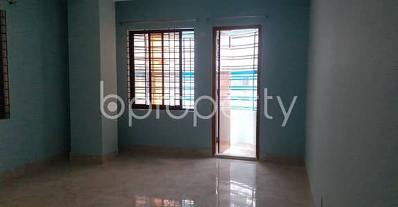 3 Bedroom Apartment for Rent in Mirpur, Dhaka - Looking for a nice flat to rent in Middle Monipur, check this one which is 1100 SQ FT