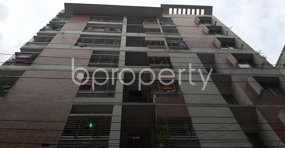 ভাড়ার জন্য BAYUT_ONLYএর অ্যাপার্টমেন্ট - ধানমন্ডি, ঢাকা - Affordable and beautiful flat is up for rent in Dhanmondi which is 1250 SQ FT