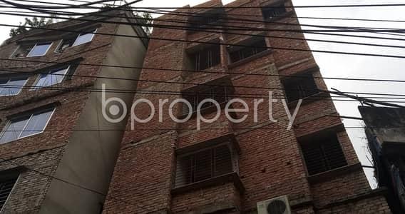 ভাড়ার জন্য BAYUT_ONLYএর ফ্ল্যাট - কালাচাঁদপুর, ঢাকা - 700 Sq Ft Nice Flat With A Cozy Interior Is For Rent In Kalachandpur Main Road