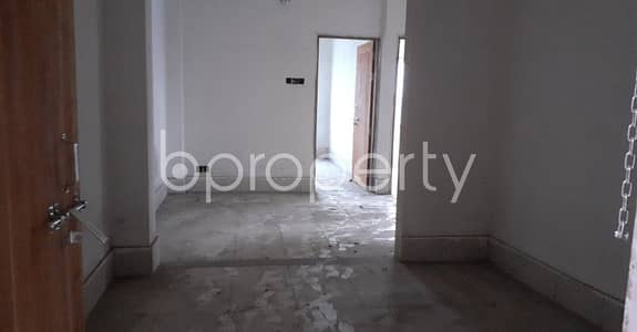 3 Bedroom Flat for Rent in Jatra Bari, Dhaka - Affordable And Cozy Flat Is Up For Rent In Masjid Road, Jatra Bari