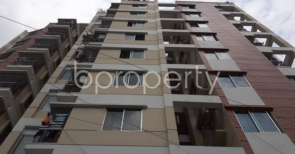 3 Bedroom Flat for Rent in Malibagh, Dhaka - Take rent of a nicely done 1085 SQ FT residential apartment located at Malibagh