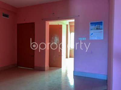 3 Bedroom Flat for Rent in 4 No Chandgaon Ward, Chattogram - Residential Inside