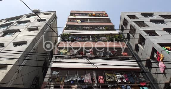 2 Bedroom Apartment for Rent in Hatirpool, Dhaka - Urban Location And Reasonable Price, See This Flat Is Located In Free School Street, Hatirpool