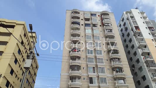 3 Bedroom Apartment for Rent in Halishahar, Chattogram - Beautiful 1200 SQ FT flat is available to Rent in Halishahar