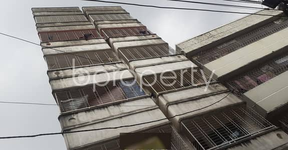 2 Bedroom Flat for Rent in Mirpur, Dhaka - A Finely Built 800 Sq Ft Flat Is Up For Rent In West Monipur, Mirpur