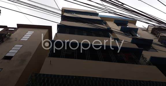 2 Bedroom Flat for Sale in Malibagh, Dhaka - 2 Bedroom, 1 Bathroom Apartment With A View Is Up For Sale Nearby Doctor Goli Masjid At Malibagh .