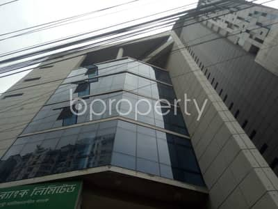 ভাড়ার জন্য এর অফিস - কাকরাইল, ঢাকা - This Commercial Office Space Of 820 Sq Ft Is Located In A Great Location Of Kakrail