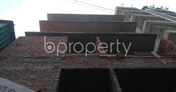বিক্রয়ের জন্য BAYUT_ONLYএর ফ্ল্যাট - বাড্ডা, ঢাকা - 720 Sq Ft Flat To Sale In Badda, Located In A Peaceful Locality