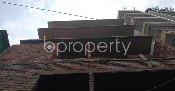 বিক্রয়ের জন্য BAYUT_ONLYএর ফ্ল্যাট - বাড্ডা, ঢাকা - 720 Sq Ft Flat To Sale In Badda, Khilbari Tek, Eidgha Masjid Road