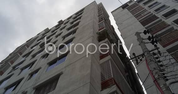 3 Bedroom Apartment for Rent in Mirpur, Dhaka - In North Bashabo, With A Convenient Price, A 1200 Sq Ft Flat Is Up For Rent