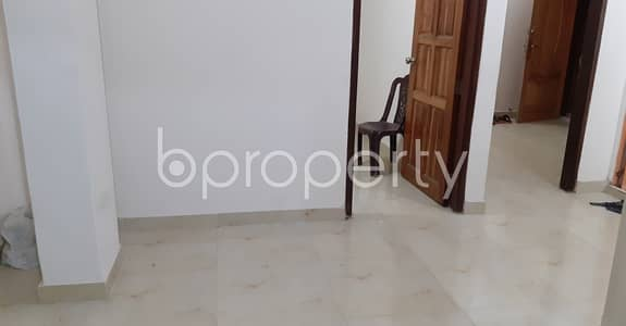 3 Bedroom Apartment for Sale in Kathalbagan, Dhaka - An Adequate And Cozy 965 Sq. Ft Flat Is Ready For Sale Very Near To Kathalbagan Baitun Noor Jame Masjid