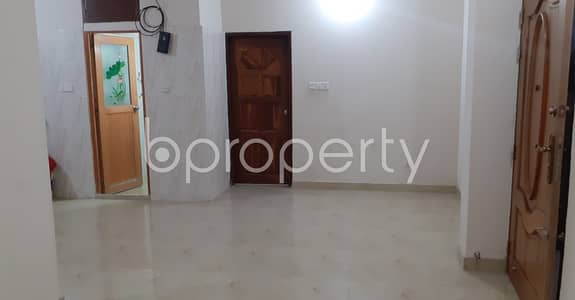 3 Bedroom Flat for Sale in Kathalbagan, Dhaka - An Apartment Of 1005 Sq. Ft For Sale Is All Set For You To Settle In Kathalbagan Close To Kathalbagan Baitun Noor Jame Masjid.