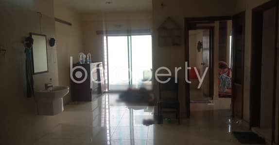 3 Bedroom Flat for Rent in 15 No. Bagmoniram Ward, Chattogram - 1900 Sq. ft Home Which Will Fulfill Your Desired Is Now Vacant For Rent In Mehidibag