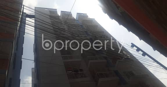 ভাড়ার জন্য BAYUT_ONLYএর অ্যাপার্টমেন্ট - বাড্ডা, ঢাকা - Strongly constructed 1250 SQ FT home is available to Rent in Uttar Badda