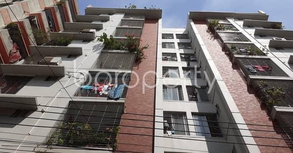 ভাড়ার জন্য BAYUT_ONLYএর ফ্ল্যাট - মালিবাগ, ঢাকা - Tastefully Designed This Apartment Is Now Vacant For Rent In Malibagh