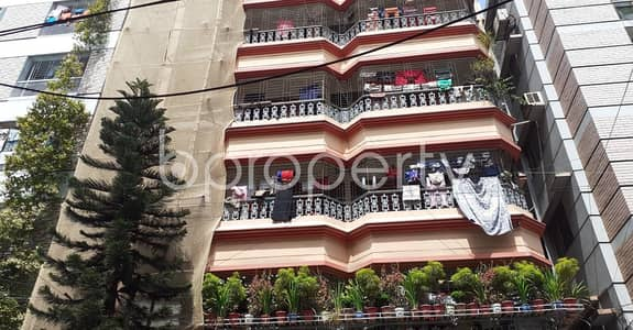 2 Bedroom Flat for Rent in Uttara, Dhaka - With A Sublime Metropolitan Interior This Apartment Is Promising You A Refined Form Of Lifestyle