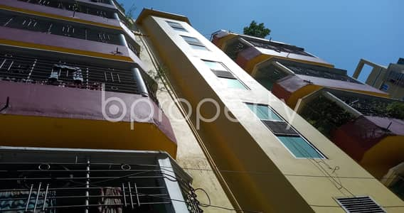2 Bedroom Flat for Rent in Bayazid, Chattogram - Built with modern amenities, check this flat for rent which is 850 SQ FT in Bayazid