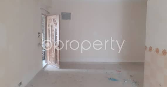 3 Bedroom Flat for Rent in Mirpur, Dhaka - At Shah Ali Bag A Nice 1000 Square Feet Flat Up For Rent .