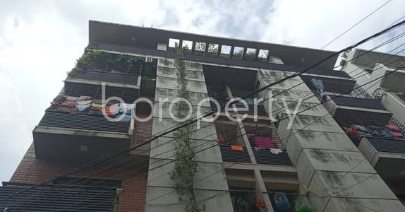 3 Bedroom Apartment for Sale in Uttara, Dhaka - In The Beautiful Neighborhood Of Priyanka City, An Apartment Of 1182 Sq Ft Is Up For Sale