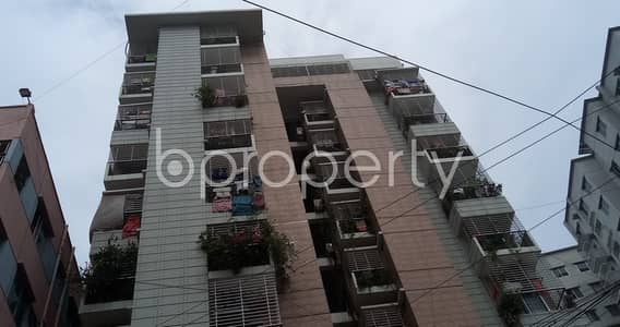 3 Bedroom Apartment for Sale in Mohammadpur, Dhaka - A Finely Built 1150 Sq Ft Flat Is Up For Sale In Kaderabad Housing Society, Mohammadpur