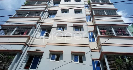 2 Bedroom Flat for Rent in Bayazid, Chattogram - Affordable And Wonderful Residential Apartment Is Up For Rent In Star Housing Society, Kulgaon