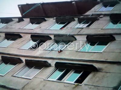 1 Bedroom Flat for Rent in Halishahar, Chattogram - Affordable And Wonderful 500 Sq Ft Flat Is Up For Rent In Bandartila, 38 No. South Middle Halishahar