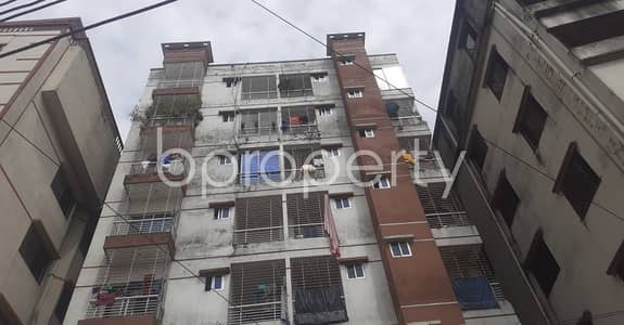 বিক্রয়ের জন্য BAYUT_ONLYএর ফ্ল্যাট - বাড্ডা, ঢাকা - 850 Sq Ft Apartment Is Ready For Sale At Uttar Badda, Satarkul Road