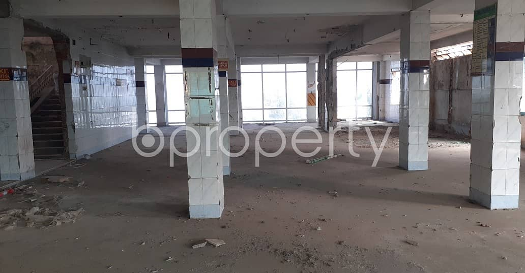 An Office Space Is Up For Rent Which Is Located In Motijheel, Nearby Motijheel Model School And College