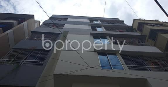 2 Bedroom Flat for Rent in Uttara, Dhaka - Tastefully Designed this 750 SQ FT flat is now vacant for rent in Uttara