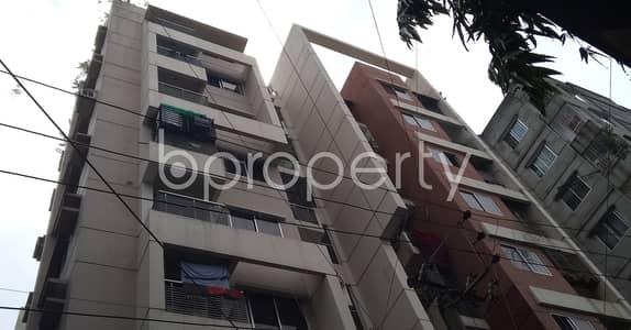ভাড়ার জন্য BAYUT_ONLYএর ফ্ল্যাট - হাজারিবাগ, ঢাকা - Properly designed this 1000 SQ Ft flat is now up for rent in Hazaribag