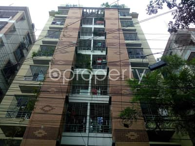 3 Bedroom Apartment for Rent in Mirpur, Dhaka - For rental purpose 1200 Square feet well-constructed flat is available in Pallabi