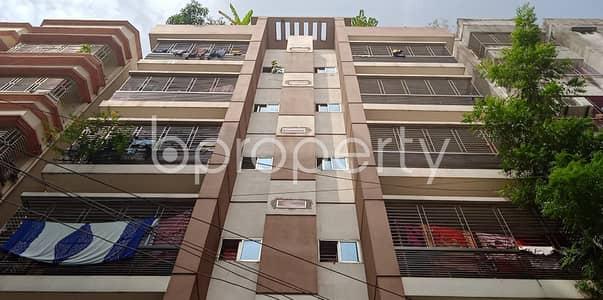 ভাড়ার জন্য BAYUT_ONLYএর ফ্ল্যাট - বনশ্রী, ঢাকা - Choose This 500 Sq Ft Ready Flat For Rent Within A Limited Budget At South Banasree Project