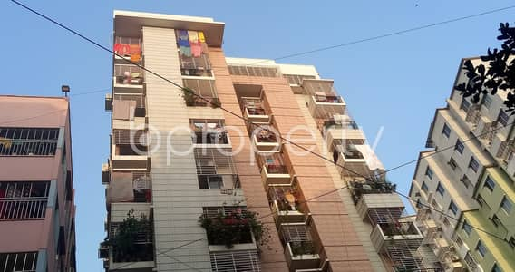 2 Bedroom Apartment for Sale in Mohammadpur, Dhaka - 850 Sq Ft Flat For Sale At Mohammadpur