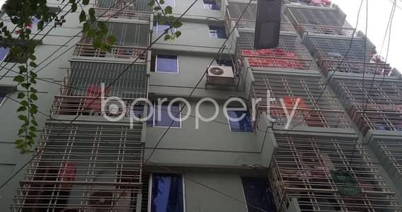 ভাড়ার জন্য BAYUT_ONLYএর অ্যাপার্টমেন্ট - কালাচাঁদপুর, ঢাকা - A well-constructed 750 SQ FT apartment is ready to Rent in Kalachandpur
