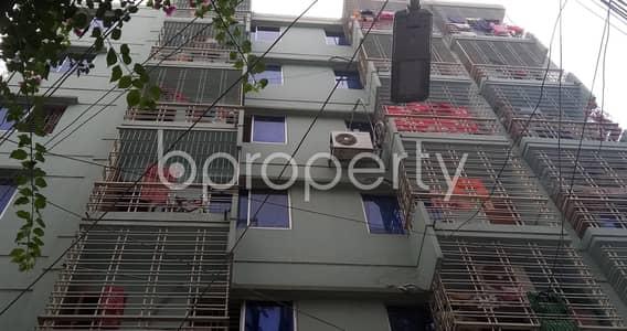 ভাড়ার জন্য BAYUT_ONLYএর ফ্ল্যাট - কালাচাঁদপুর, ঢাকা - A well-constructed 1150 SQ FT apartment is ready to Rent in Kalachandpur