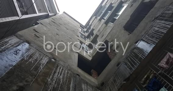3 Bedroom Flat for Rent in 4 No Chandgaon Ward, Chattogram - Looking for a nice flat to rent in Bahaddarhat, check this one which is 1200 SQ FT