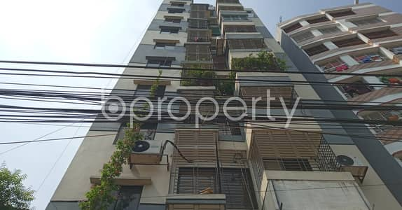 3 Bedroom Apartment for Rent in Cantonment, Dhaka - When Location and Convenience is your priority this flat is for you which is 1100 SQ FT for rent in Cantonment