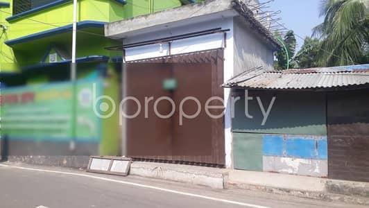 ভাড়ার জন্য এর দোকান - হালিশহর, চিটাগাং - This 100 Sq Ft Commercial Shop Is Ready For Rent At 26 No. North Halishahar Ward