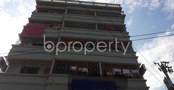 3 Bedroom Apartment for Rent in Gazipur Sadar Upazila, Gazipur - 1100 Sq Ft Flat With 3 Amazing Bedrooms For Rent In Gazipur, Shanti Polli