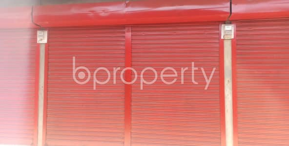 Shop for Rent in 30 No. East Madarbari Ward, Chattogram - 100 Sq Ft Moderately Priced Shop To Rent In 30 No. East Madarbari Ward