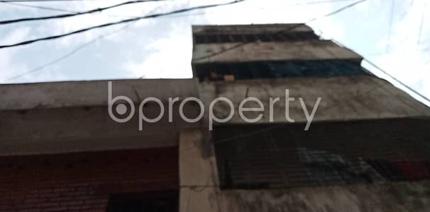 1 Bedroom Apartment for Rent in Ibrahimpur, Dhaka - 700 Sq Ft Flat Is Waiting To Be Rented In Kamal Khan Road, Ibrahimpur