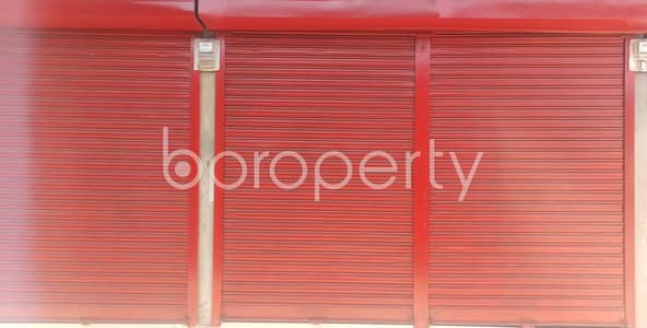 Shop for Rent in 30 No. East Madarbari Ward, Chattogram - 100 Sq Ft Ready Shop With Commercial Facilities To Rent In 30 No. East Madarbari Ward