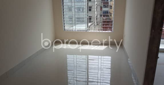 2 Bedroom Flat for Rent in Badda, Dhaka - 700 Sq Ft Flat With Nice Features To Rent In Badda, Shahjadpur