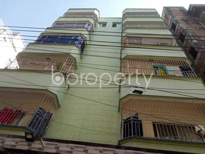 2 Bedroom Flat for Rent in Bashundhara R-A, Dhaka - 700 Sq Ft Ready Flat For Rent In Bashundhara Residential Area, Block I
